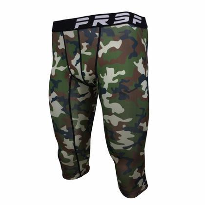 PRSP TIGHTFIT 3/4 LEGGINGS [ARMY GREEN]