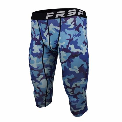 PRSP TIGHTFIT 3/4 LEGGINGS [ARMY BLUE]