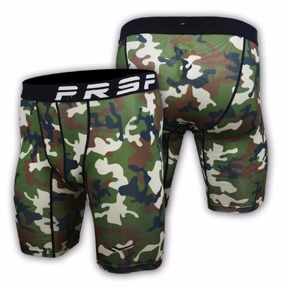 PRSP TIGHTFIT SHORTS [ARMY GREEN]